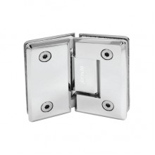 BINGO® SH-02 Brass Shower Hinge - Glass to Glass (135°)