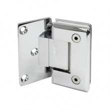 BINGO® SH-06 Brass Shower Hinge - Glass to Wall (135°)