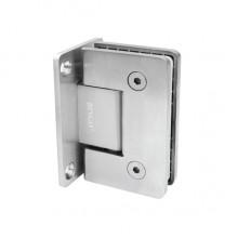 BINGO® SH-204-S Stainless Steel Shower Hinge - Glass to Wall (90°)