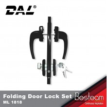 DAL® ML-1818 Folding Door Lock Set with or without Key
