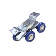 DAL® MR-007-N Sliding Door Top Roller - Blue (Heavy-Duty)