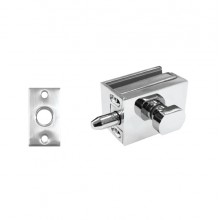 BINGO® DL-02A Bathroom Lock - Side (Thumbturn)