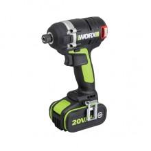 WORX® Professional Series WU292 20V MAX Li-ion Brushless Impact Driver