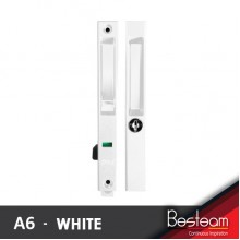 Sliding Door Lock with Key (32mm) | DAL® A-6