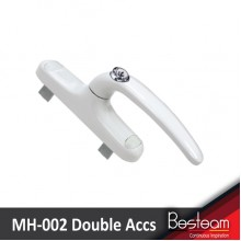 DAL® MH-002 Euro Handle with Key (Single or Double Accessories)