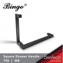 Square Shower Glass Door Handle    799 BINGO®