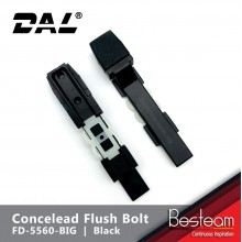 Concealed Flush Bolt for folding door  | DAL® FD-5560-BIG
