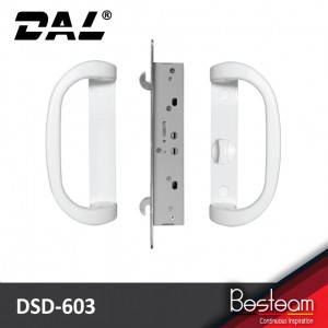 DSD-603 Sliding Door Lock with Single Thumbturn | DAL®