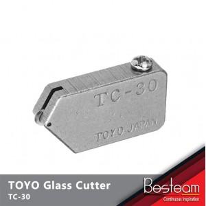 TOYO OIL GLASS CUTTER TC30 ORIGINAL JAPAN