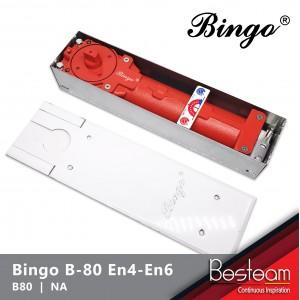B-80 En4-En6 Floor Hinge Door Closer / Floor Spring Heavy Duty Support 300kg | Bingo®
