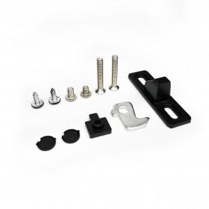 B6 Sliding Door Lockset With Key 25mm/32mm | DAL®
