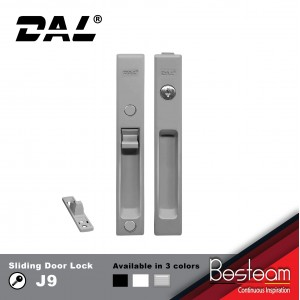 J9 Sliding Door Lockset With Key 32mm-40mm | DAL®
