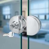 Glass Door Lock & Latch